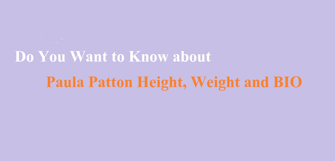 Paula Patton Height