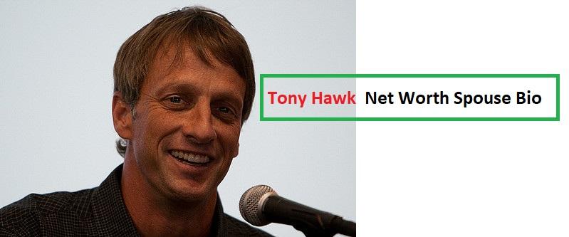 Tony Hawk spouse