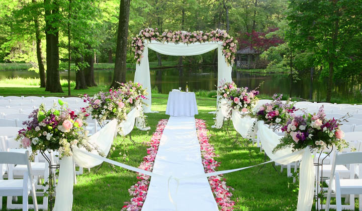 Pros And Cons Of Outdoor Wedding Venues: Pros And Cons Of Outdoor Wedding Venue
